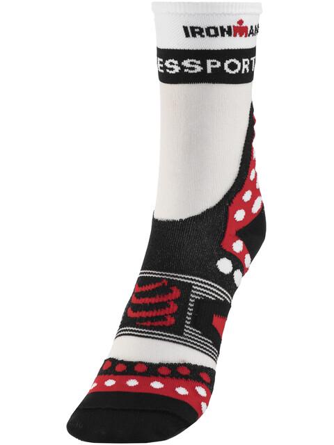 Compressport Pro Racing Ultralight High Socks Ironman Edition Black
